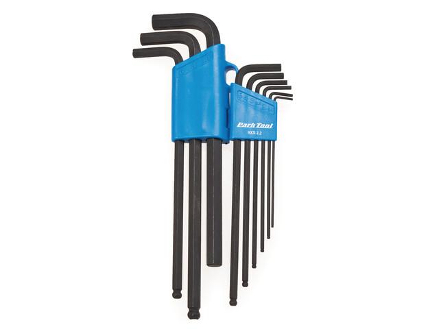 Park Tool Zestaw imbusów HXS-1.2 Narzędzie do roweru 1,5-10 mm czarny